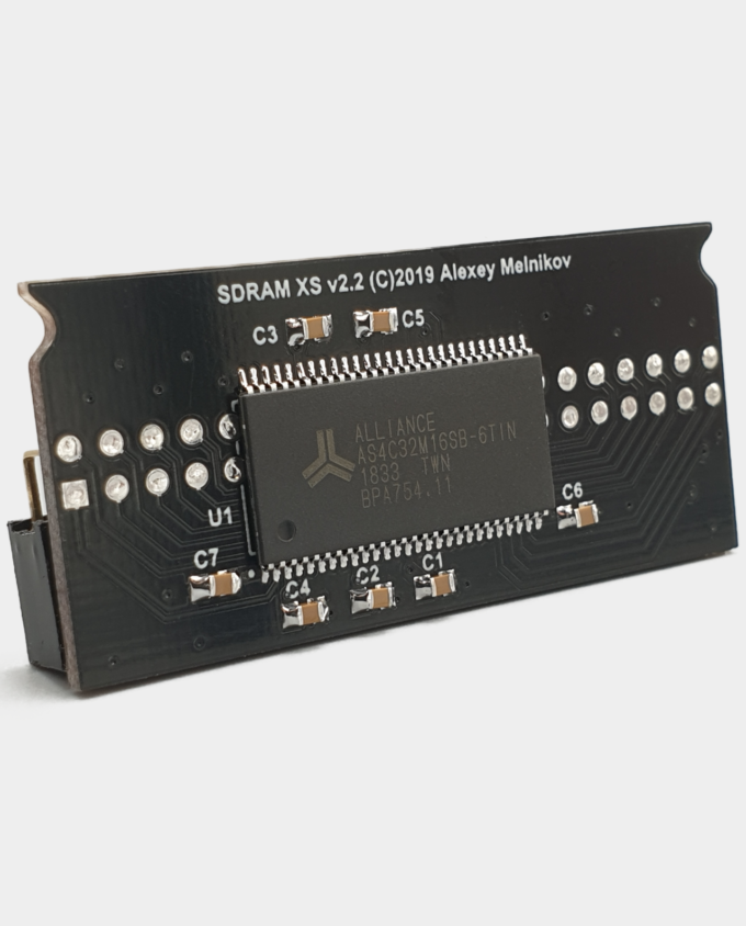 64MB MiSTer SDRAM Add On