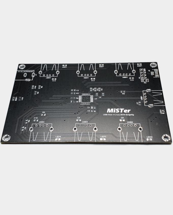 MiSTer FPGA USB Hub v1.2 Bare PCB