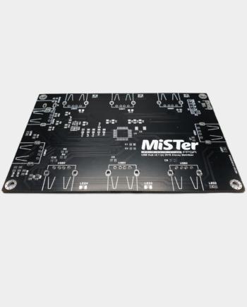 Printed Circuit Board MiSTer FPGA USB Hub v2.1