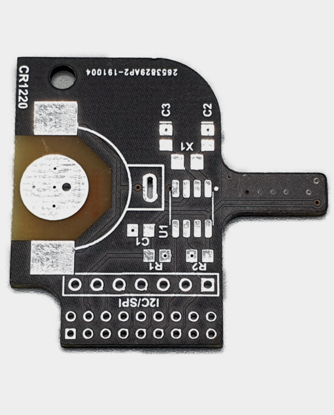 MiSTer Real Time Clock v1.3 Printed Circuit Board