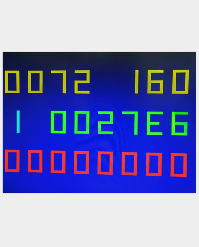 MiSTer SDRAM XS v1.1 Memory Test Result