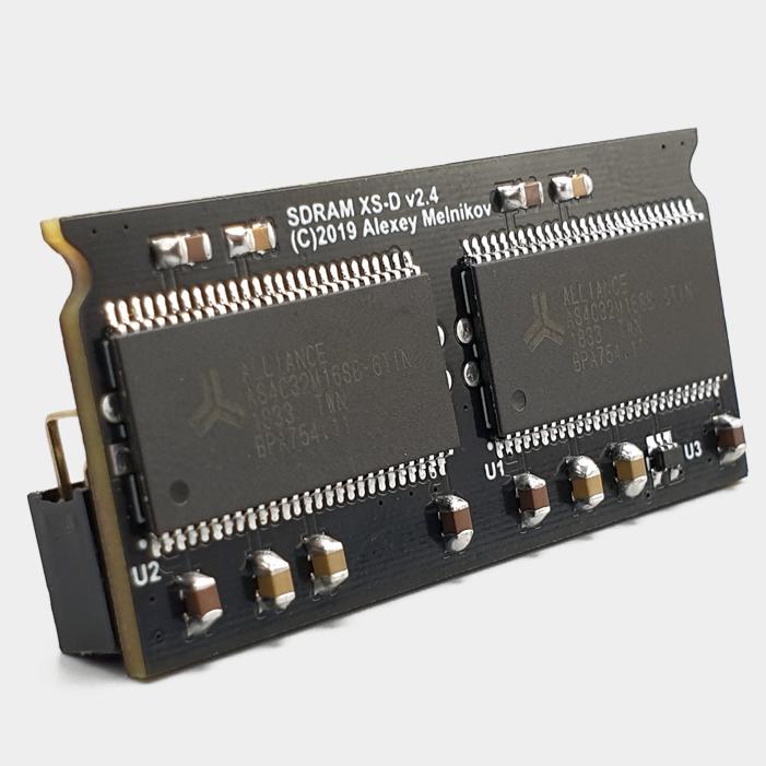 MiSTer SDRAM XD-D v2.4