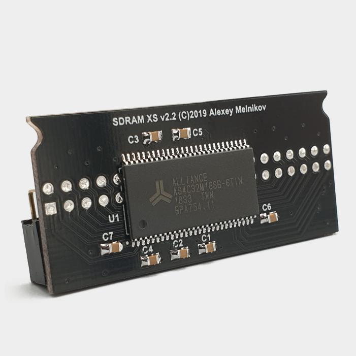 MiSTer SDRAM Board 32MB