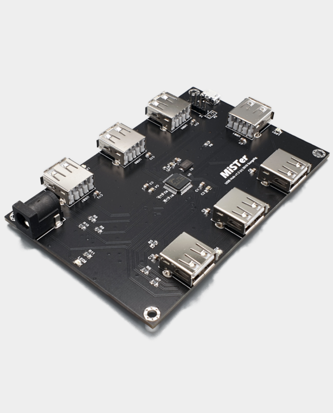 MiSTer FPGA USB Hub V1.2 Buy Online