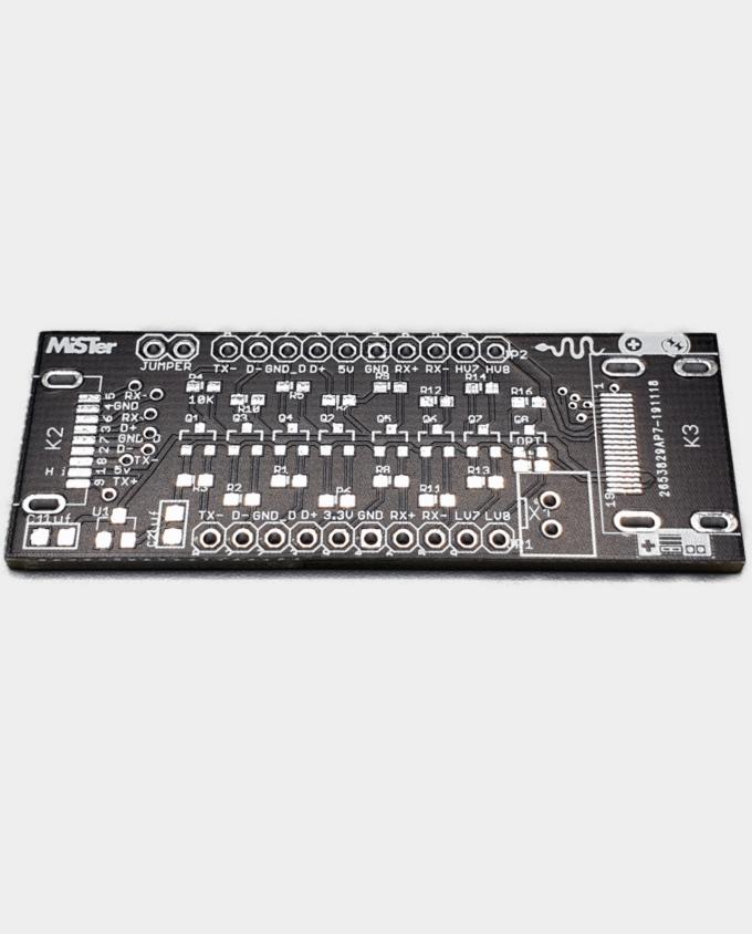 MiSTer FPGA Bare Printed Circuit Board SNAC HDMI USB
