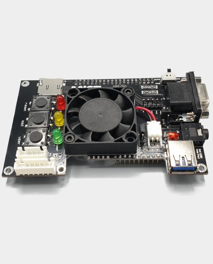 MiSTer FPGA v6 IO Addon Board
