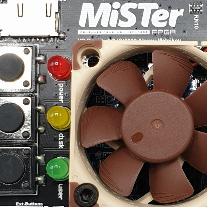 MiSTerFPGA New Product February 2020