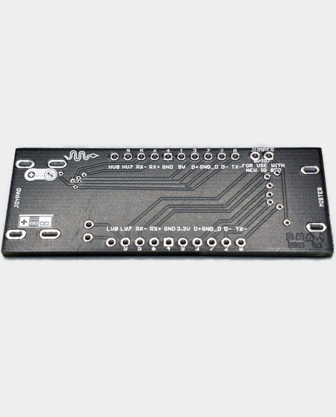 SNAC Board For MiSTer FPGA HDMI Version Bare PCB
