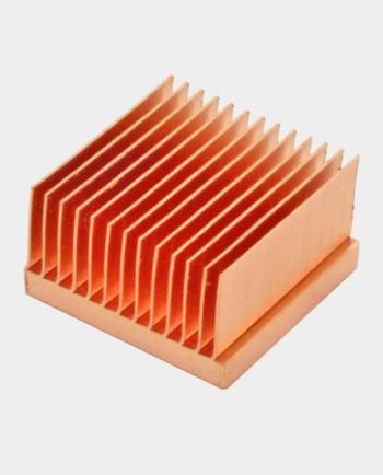 Ultimate MiSTer Heatsink Solid Copper