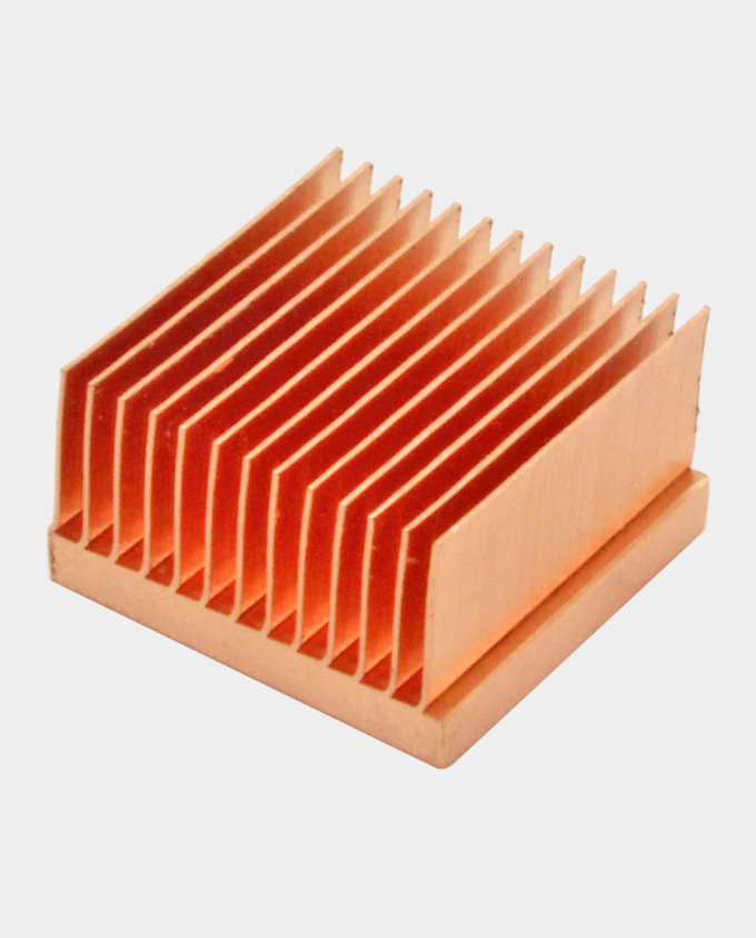 Ultimate MiSTer Heatsink Solid Copper