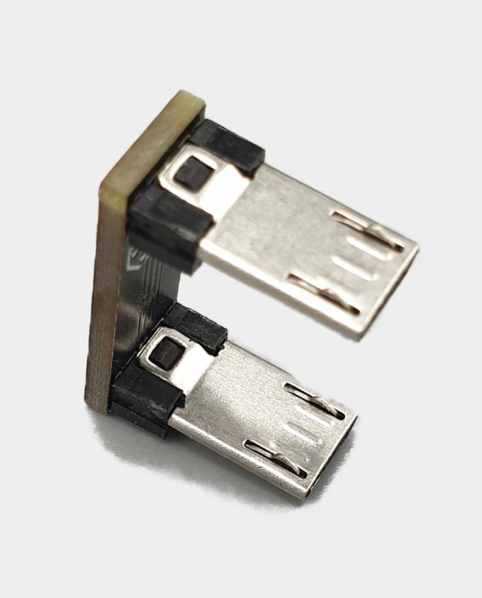 MiSTer Micro USB Bridge Long Connections