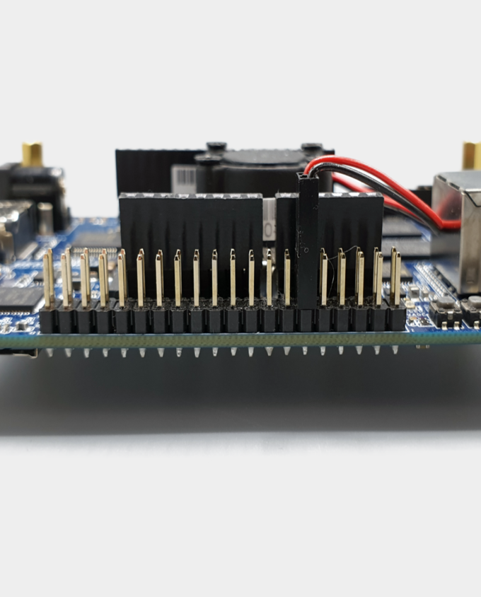 MiSTer FPGA Connect Fan Header