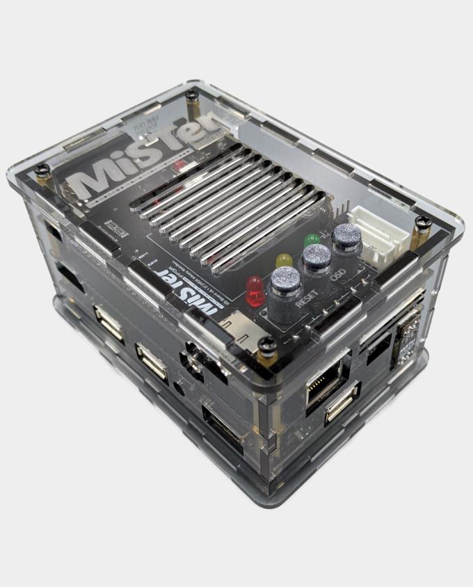 BlisSTer v2 Case For MiSTer FPGA