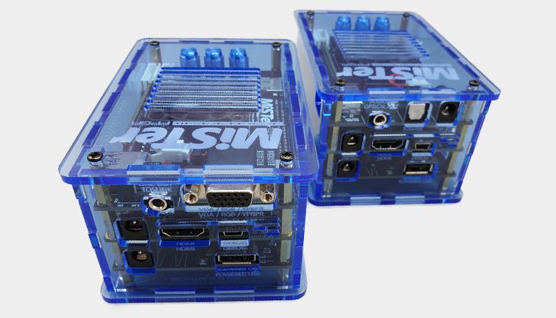 Buy Acrylic Cases For MiSTer FPGA