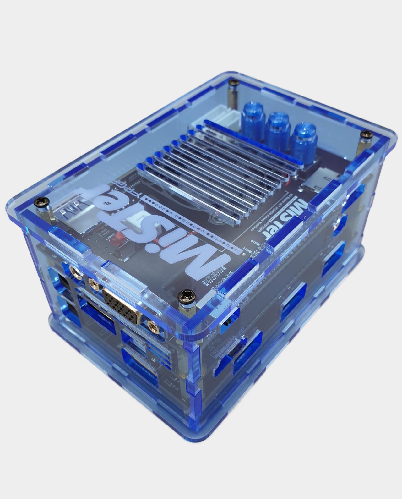 Case For MiSTer FPGA