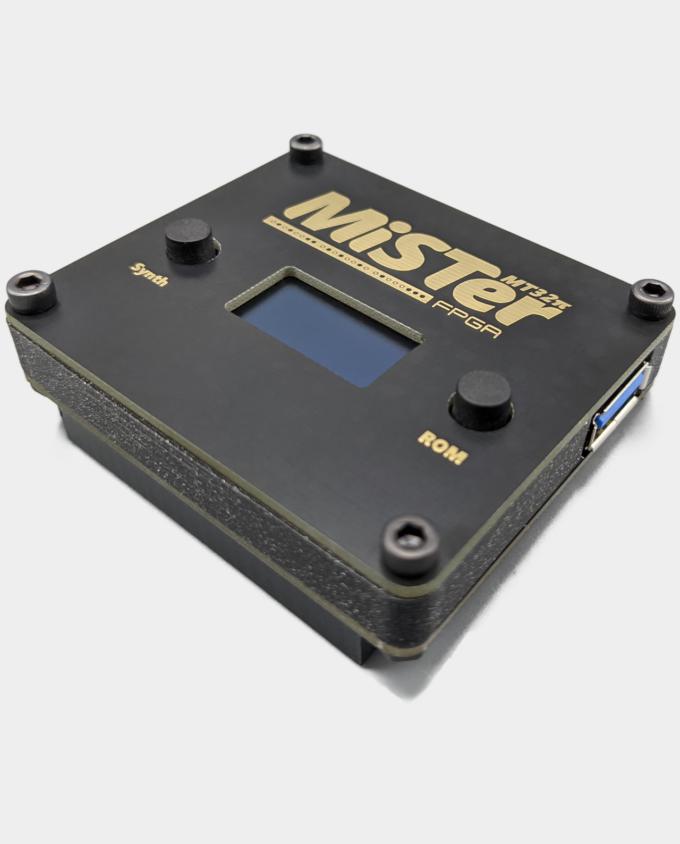 MT32-Pi MiSTer Addon